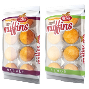 Mini muffins Brick