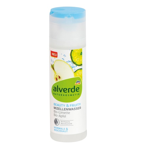 Alverde micelárna voda beauty & fruity
