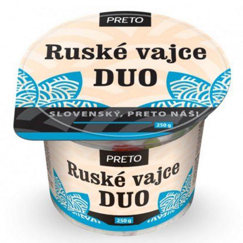 Ruské vajce Duo