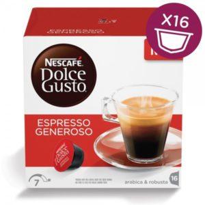 Nescafé Dolce Gusto Espresso Generoso