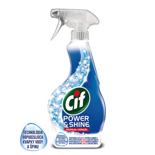 Cif Power&Shine Kúpeľňa