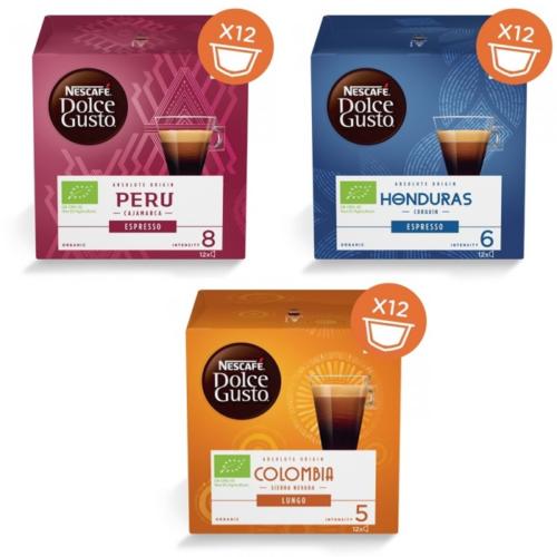 Nescafé Dolce Gusto 100 % Bio Arabika