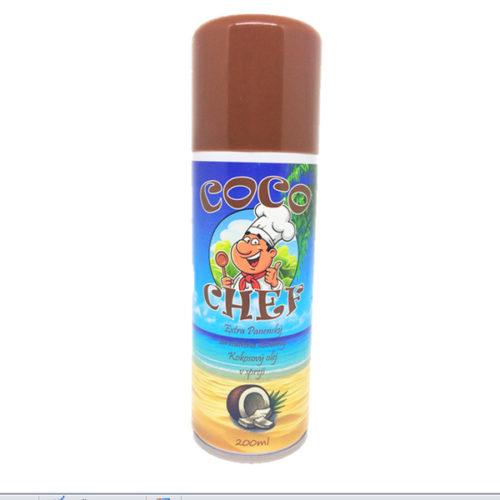 Cocochef – kokosový olej v spreji