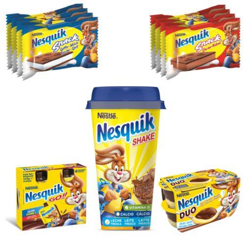 Výrobková rada Nesquik