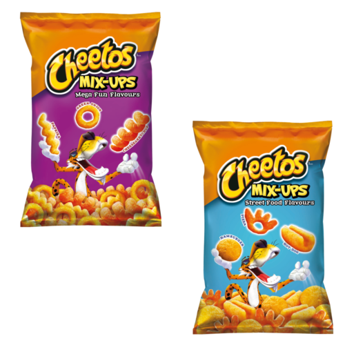 Cheetos Mix-ups