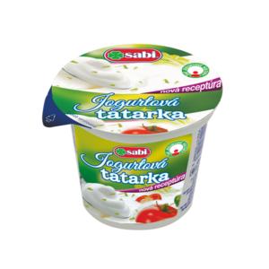 Jogurtová tatarka s probiotickou kultúrou
