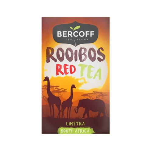 Bercoff Rooibos limetka