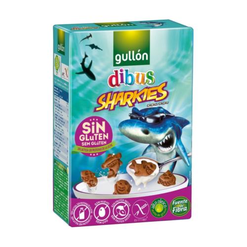 Gullón Sharkies bezlepkové sušienky