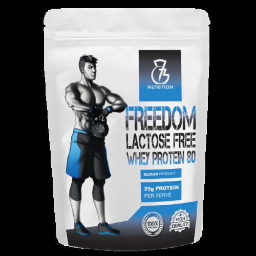 FREEDOM Whey 80 Lactose free