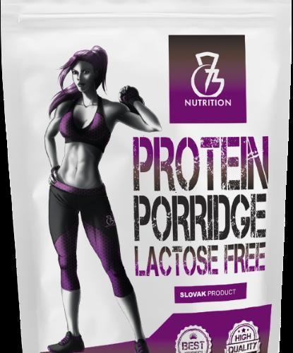 Protein porridge lactose free