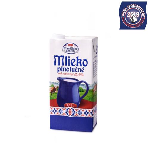 COOP trvanlivé mlieko 3,5%
