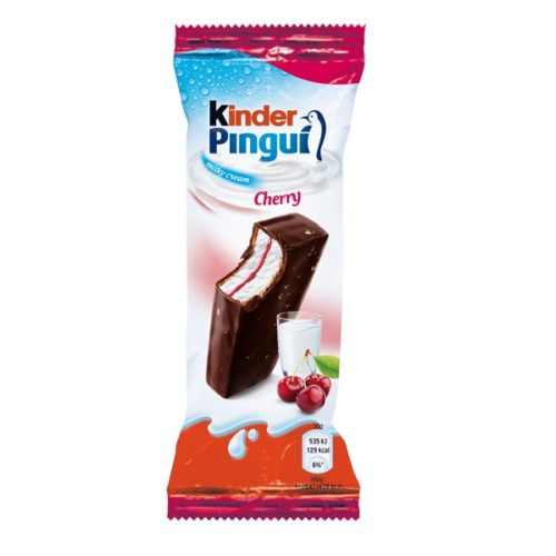 Kinder Pingui Cherry