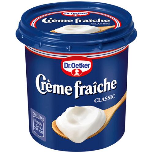 Crème fraîche Classic (30 %) Dr. Oetker