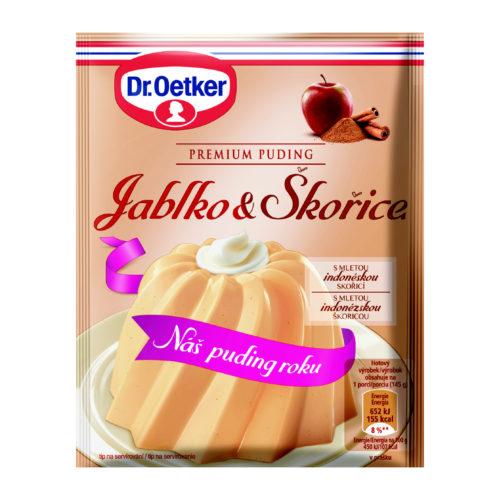 Premium Puding Jablko Škorica Dr. Oetker