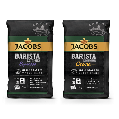 JACOBS Barista Edition