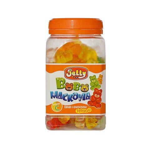"""Želé TOL """"Jelly"""" s ovocnou šťavou a Vitamínom C"""