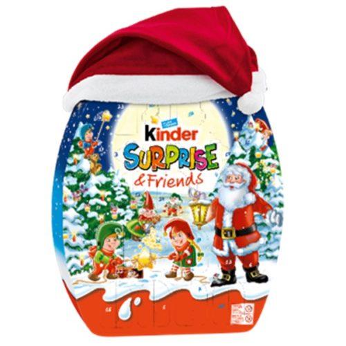 Adventný kalendár Kinder