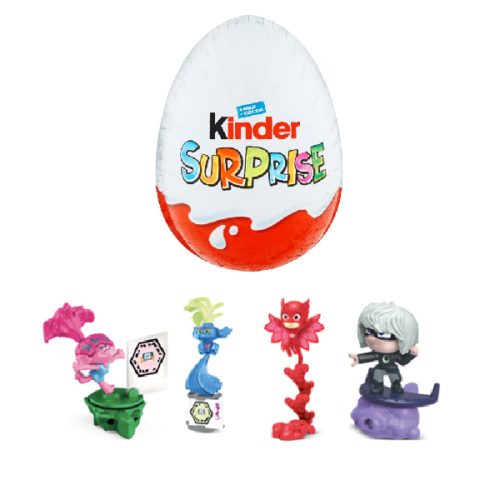 Kinder Surprise Pyžamasky