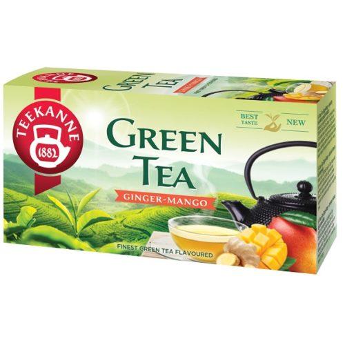 TEEKANNE Green Tea Ginger & Mango