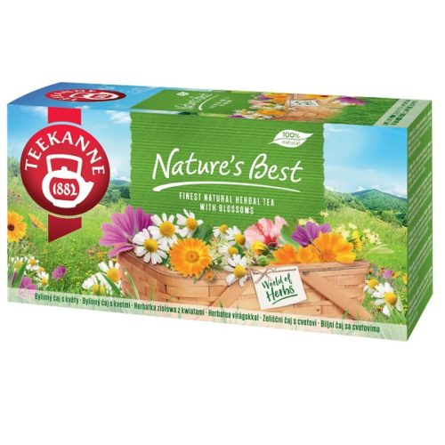 Teekanne Nature's Best