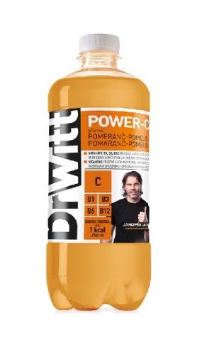 DrWitt Minerálne vody s prídavkom vitamínov