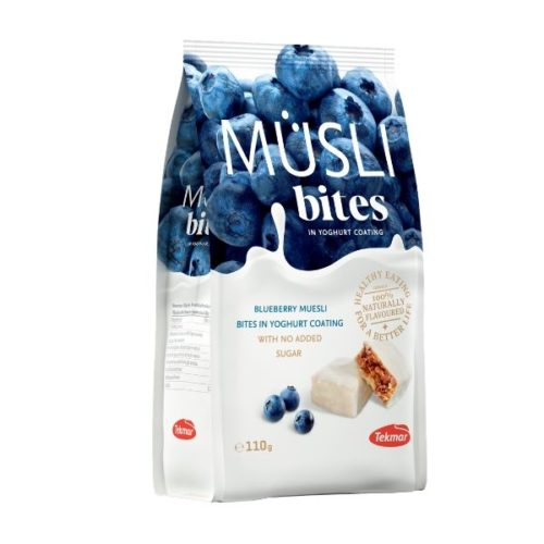 Müsli bites no added sugar