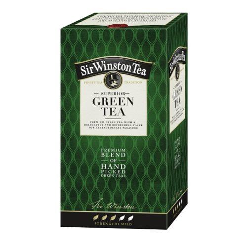 Sir Winston Green Tea