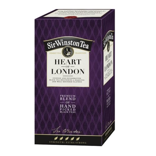 Sir Winston Tea Heart of London