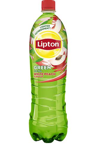 Lipton novinka s príchuťou bielej broskyne