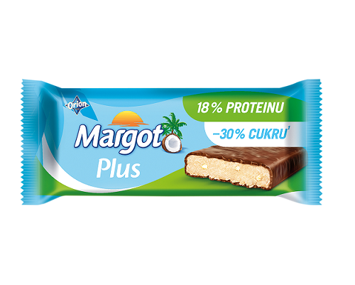 Nestlé Margot Plus – nová Margot s benefitmi