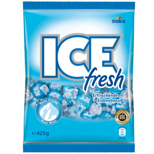 Bonbóny Ice Fresh