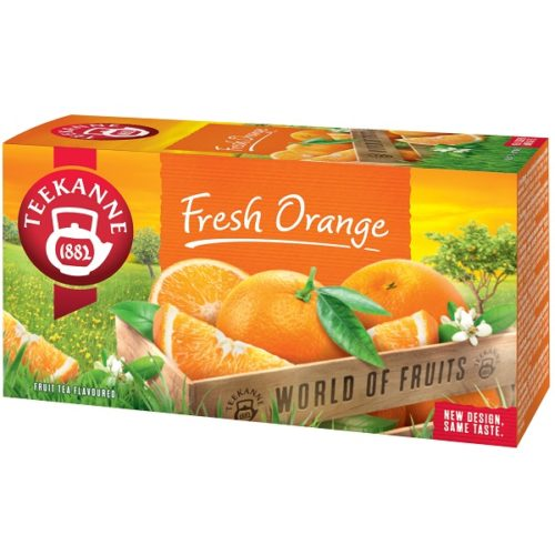 TEEKANNE Fresh Orange