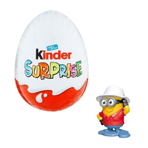 Kinder Surprise Mimoni a princezné Disney
