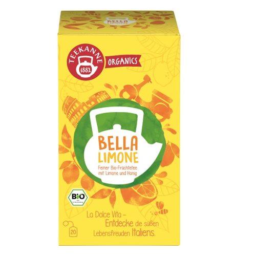 Teekanne Bella Limone