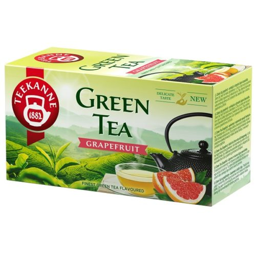 TEEKANNE Green Tea Grapefruit