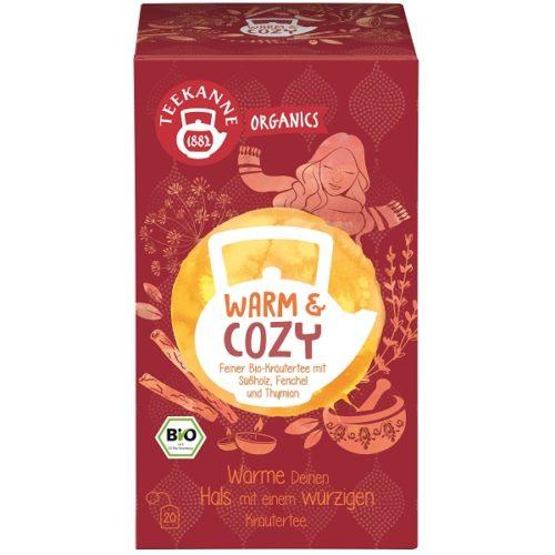 Teekanne Warm&Cozy